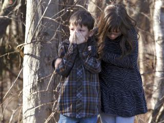 Elementary school shooting shocks US; 28 dead, 20 kids included